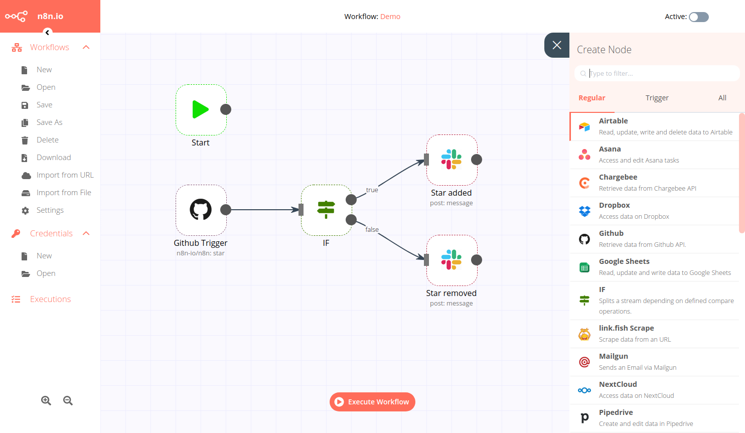 workflow automation tool